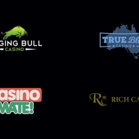 The most played Australian online real money casinos