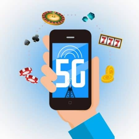 How 5G impacts the online gambling industry?