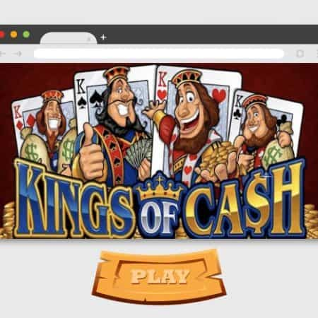 Online casinos to win real money: Kings of Cash