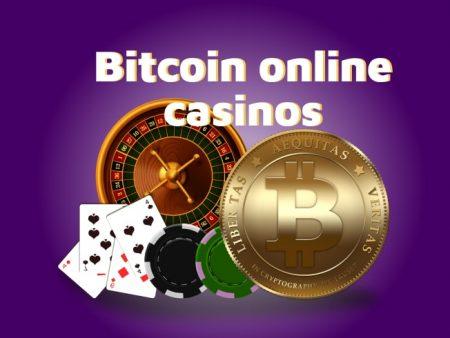 Most popular bitcoin online casinos in Australia