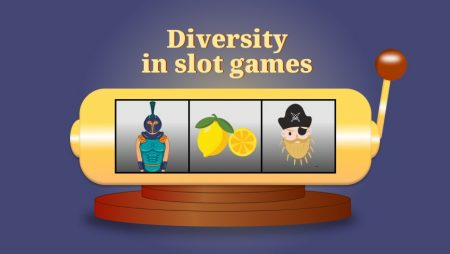 The power of diversity in slot games