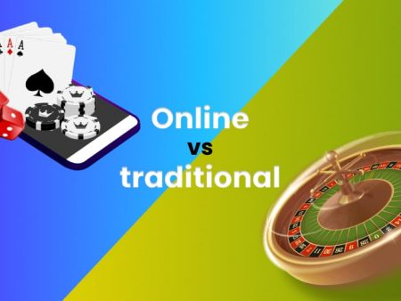 Online vs traditional casino Industry in Australia