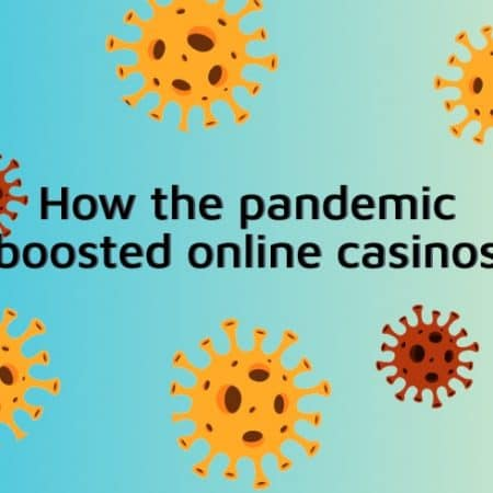 How the pandemic boosted online casinos
