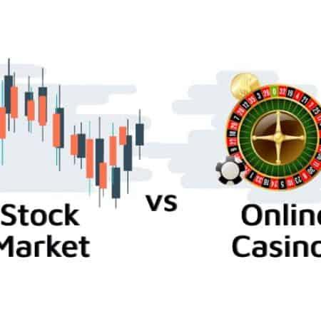 Stock Market vs Online Casinos