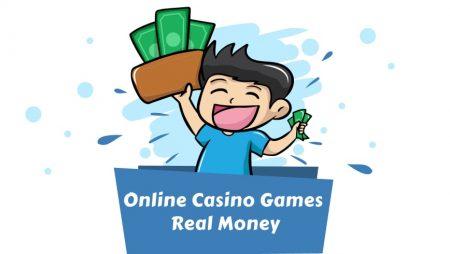 Online Casino Games Real Money