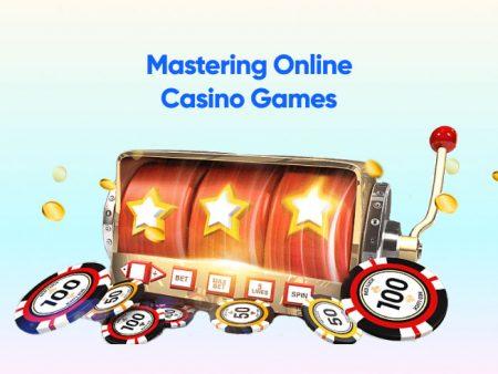 Mastering Online Casino Games