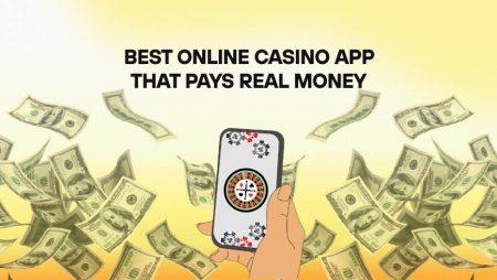 Best Online Casino App that Pays Real Money