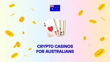 Crypto Casinos for Australians