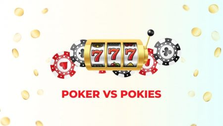 Don't Confuse Poker with Pokies