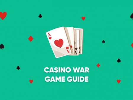 Casino War Game Guide