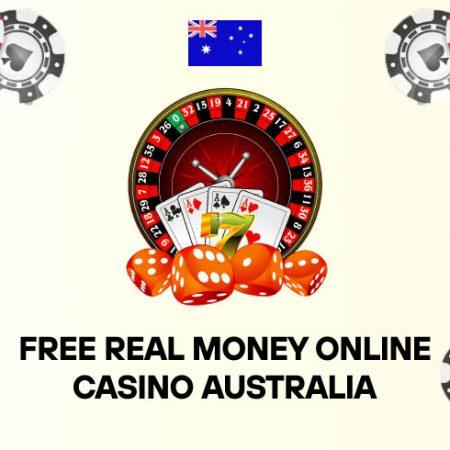 Free Real Money Online Casino Australia