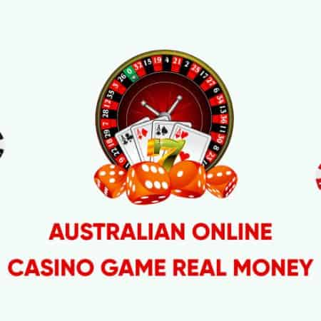 Australian Online Casino Game Real Money