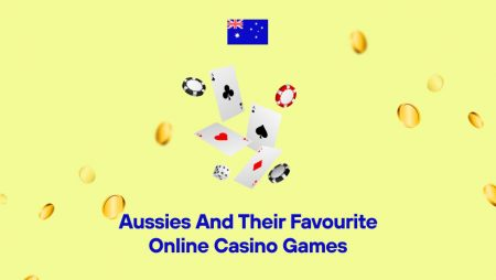 Aussies and their Favourite Online Casino Games