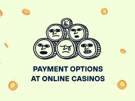 Payment Options at Online Casinos