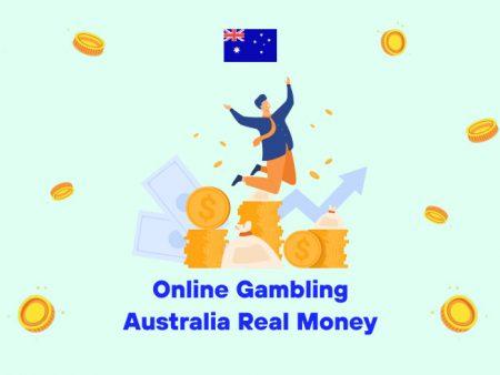 Online Gambling Australia Real Money