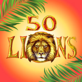 50 Lions Slots Review